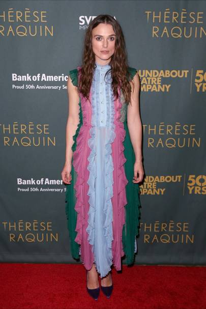 Therese Raquin opening night, New York - October 29 2015