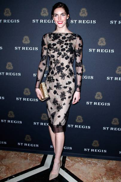 King Cole Bar & Salon opening, The St Regis Hotel, New York - November 19 2013
