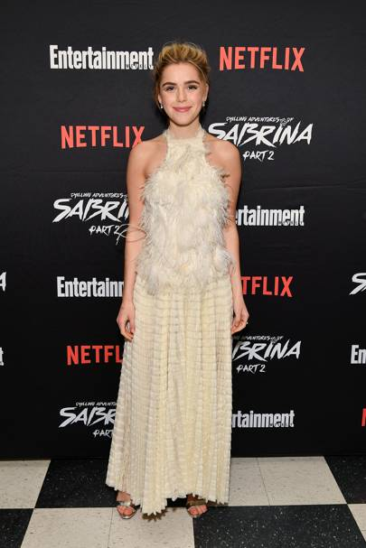 The 'Chilling Adventures Of Sabrina: Part 2' Screening, New York - April 3 2019