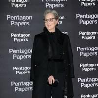 'The Post' premiere, Paris – January 14 2018