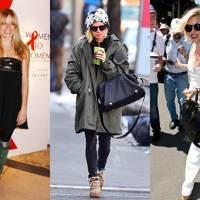 Sienna Miller's tote bag