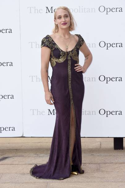 Metropolitan Opera opening night gala, New York – September 26 2016