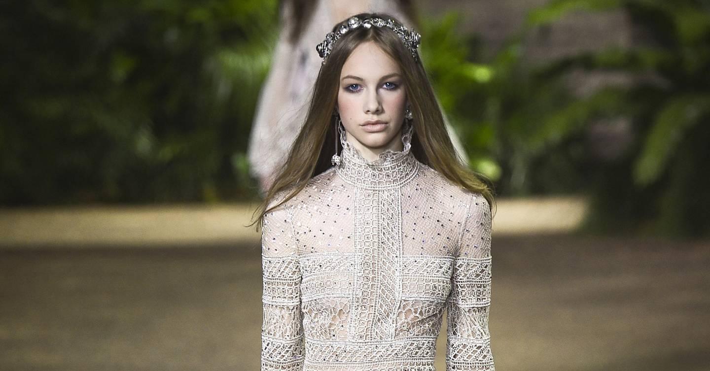 Elie Saab Spring/Summer 2016 Couture show report | British Vogue
