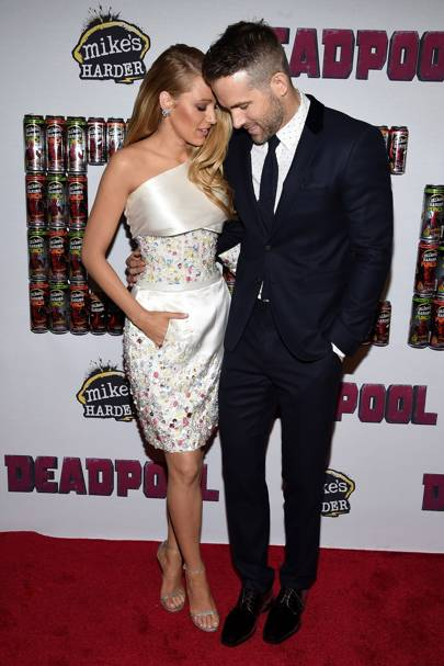 Deadpool film fan event, New York - February 8 2016