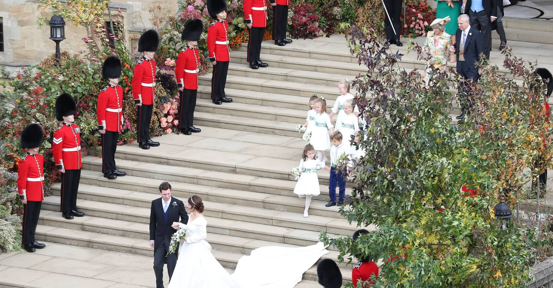 Princess Eugenies Wedding Everything You Need To Know British Vogue