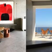 Les Roches Rouges, Cote D'Azur