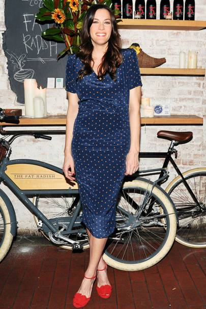 Toms and Tabitha Simmons collaboration party, New York - November 5 2013