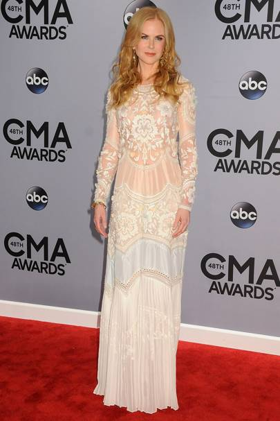 CMA Awards, Nashville - November 5 2014