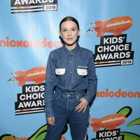 Nickelodeon Kids' Choice Awards, California - March 24 2018