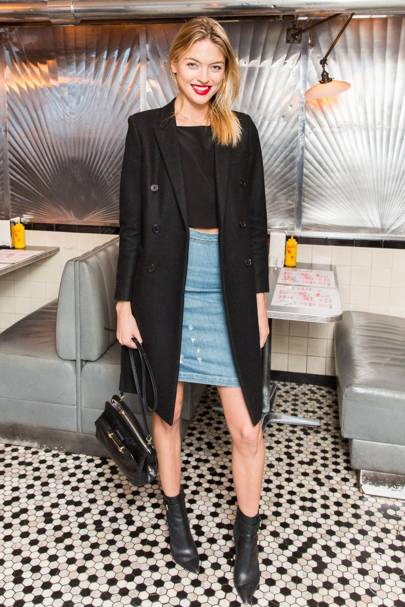 Frame Denim and Karlie Kloss party, New York - April 24 2015