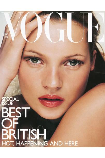 Vogue Cover, June 1998