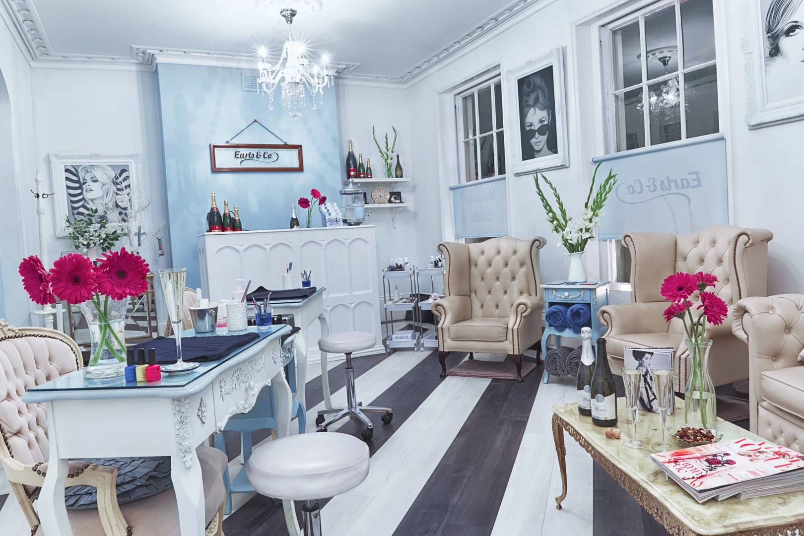 10 Great Beauty Salons In The Uk British Vogue