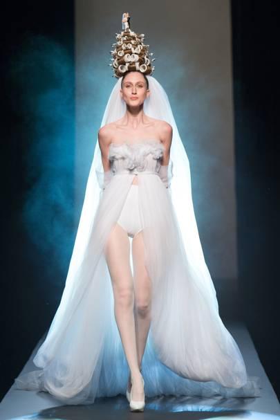 Jean Paul Gaultier Autumn/Winter 2017 Couture show report | British ...