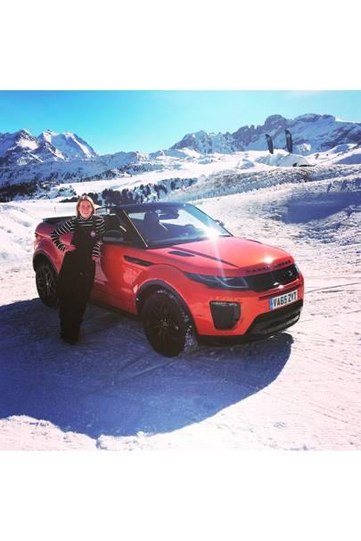 TRAVEL: Range Rover Evoque Convertible