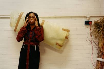 Artist Anthea Hamilton On Her New Tate Britain Commission