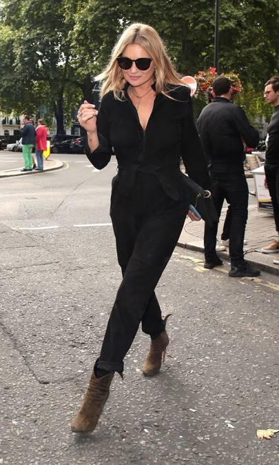 London Fashion Week - September 17 2017