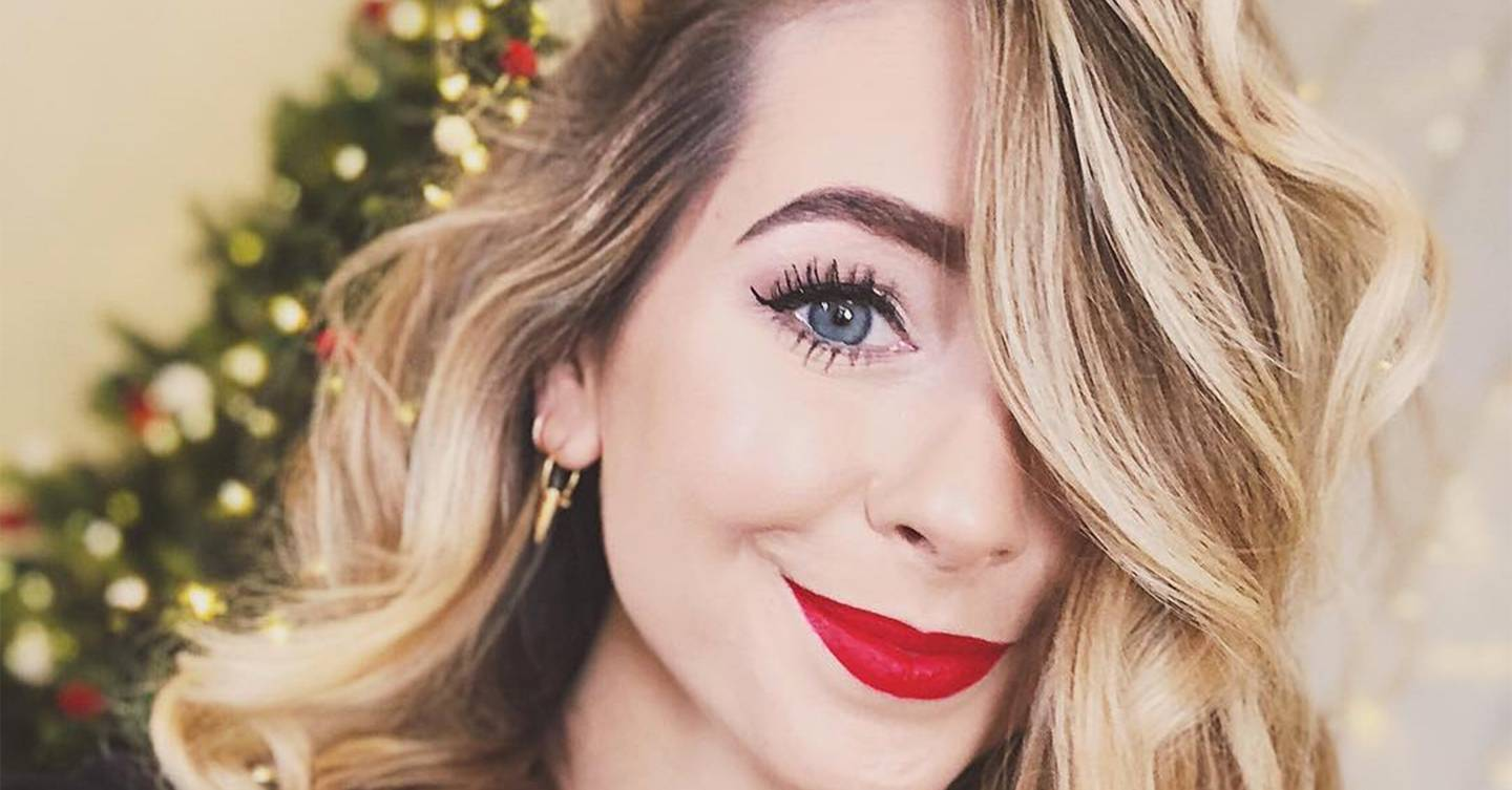 Talking Christmas With Zoella | British Vogue