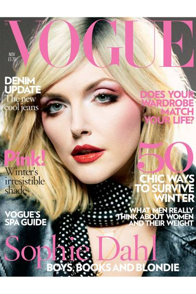 Vogue Cover, November 2007