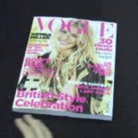 Vogue Cover, October 2009