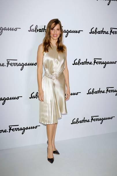 Salvatore Ferragamo show - February 23 2014