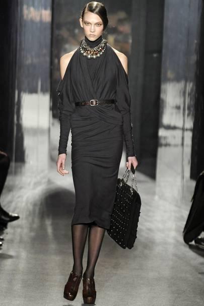 Donna Karan Collection Autumnwinter 2009 Ready To Wear Show Report