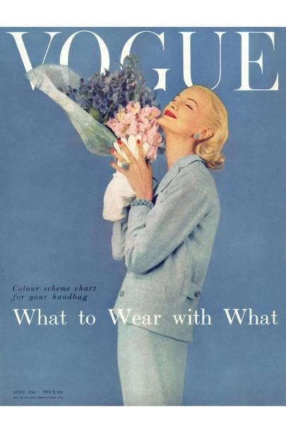 April 1955 cover