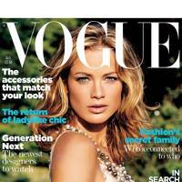 Vogue Cover, August 2004