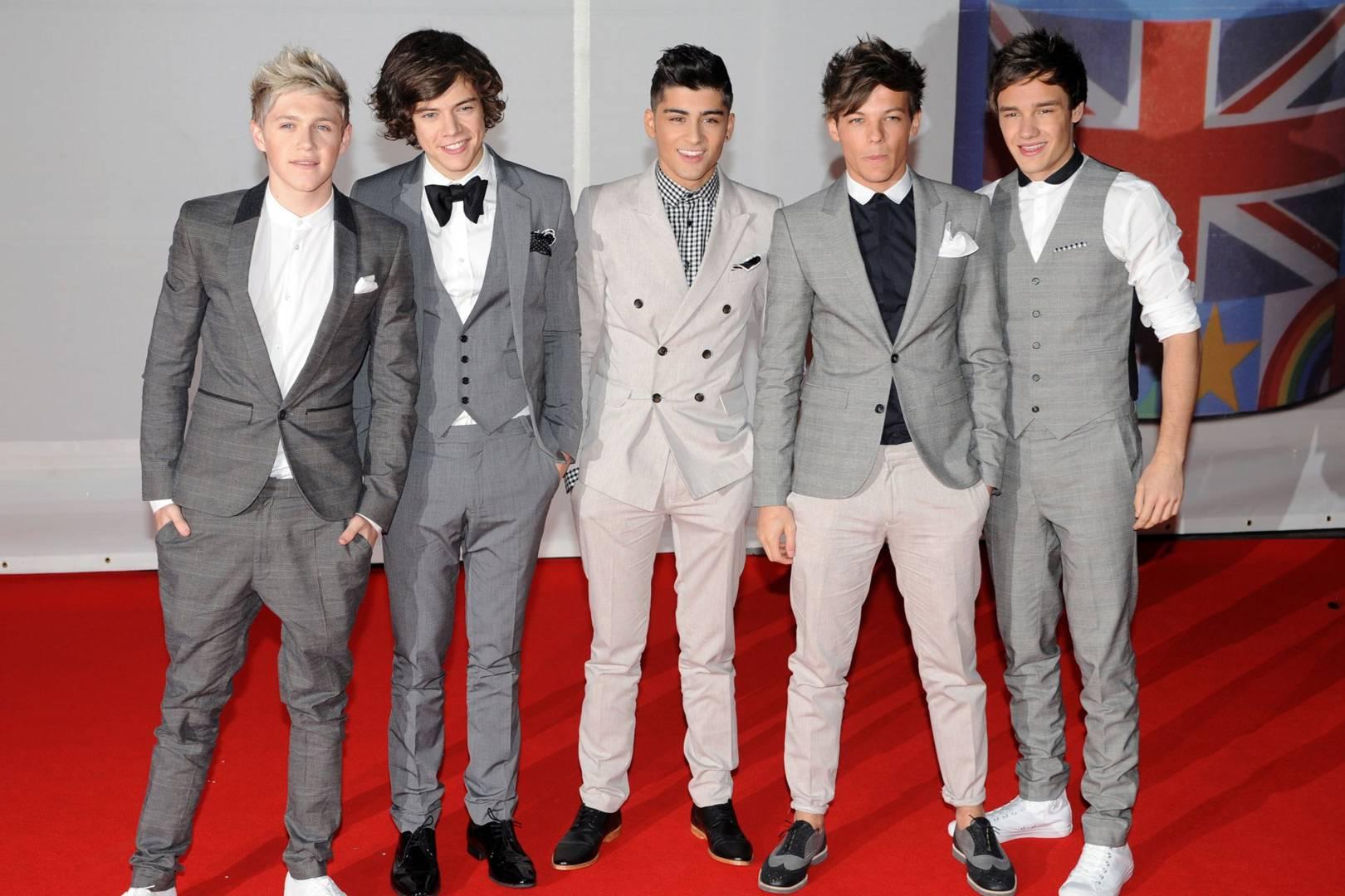 One Direction Style Fashion Pictures Evolution British Vogue