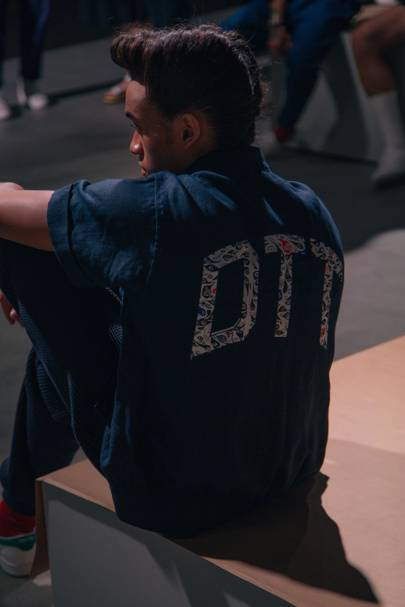 Death To Tennis Spring Summer 2018 Menswear show report  7dce4c146c59e