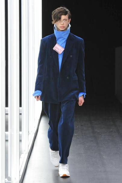 Mister Gentleman Autumn/Winter 2018 Ready-To-Wear show report