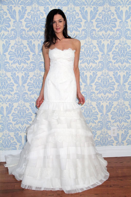 Bridal Week New York - Wedding Dresses: Pictures Jenny Packham, Vera ...