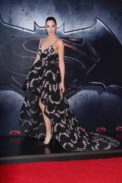Batman V Superman: Dawn Of Justice premiere, Mexico City - March 19 2016
