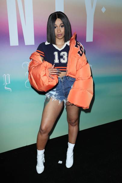 949070d1bcd20d Who Is Bodak Yellow Rapper Cardi B  What You Need To Know