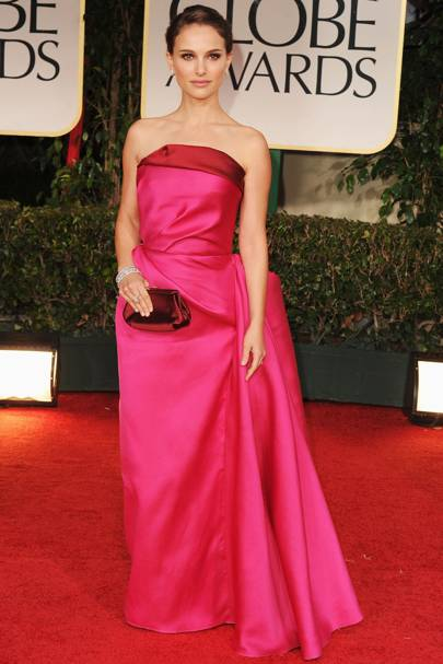 January: Golden Globe Awards