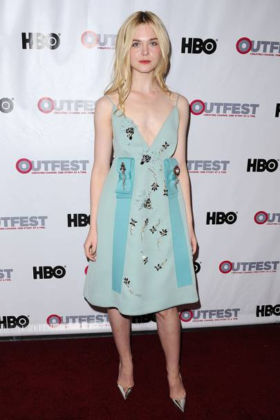 Young Starlets: Elle Fanning