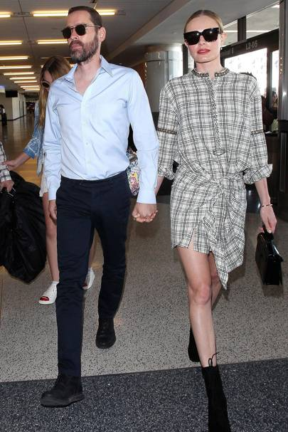 LAX international airport - August 31 2015