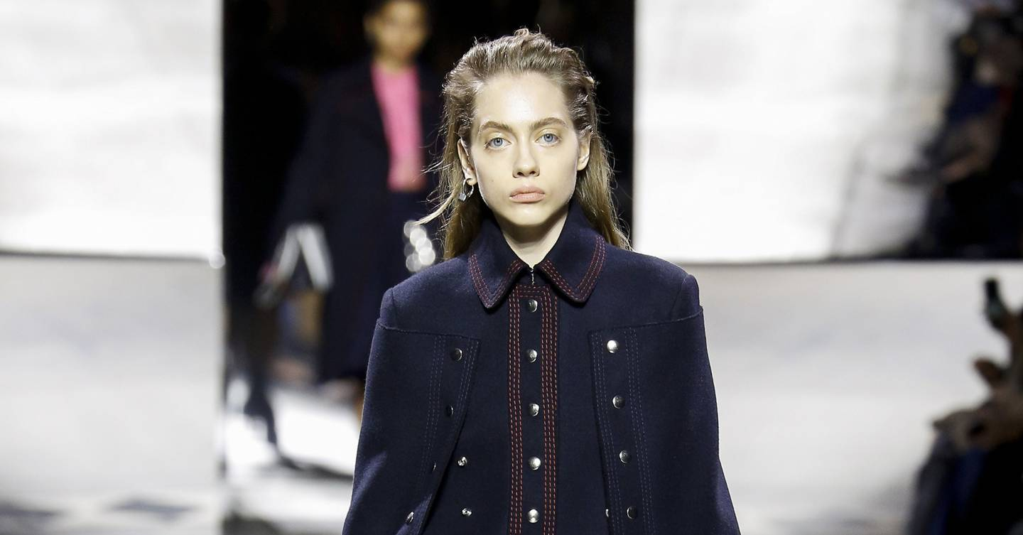 733c85c47a Mulberry Autumn/Winter 2016 Ready-To-Wear show report | British Vogue