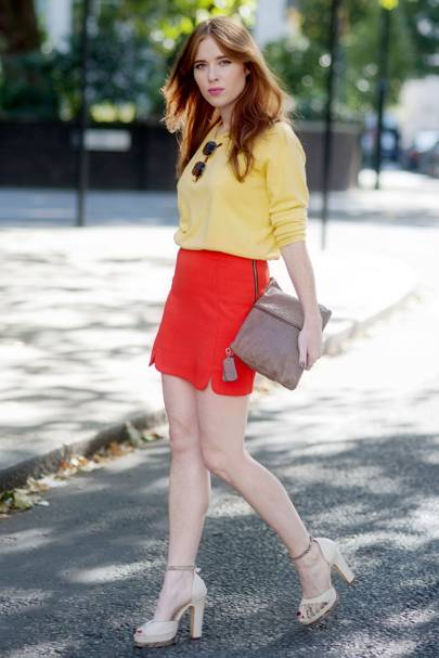 Angela Scanlon, television presenter