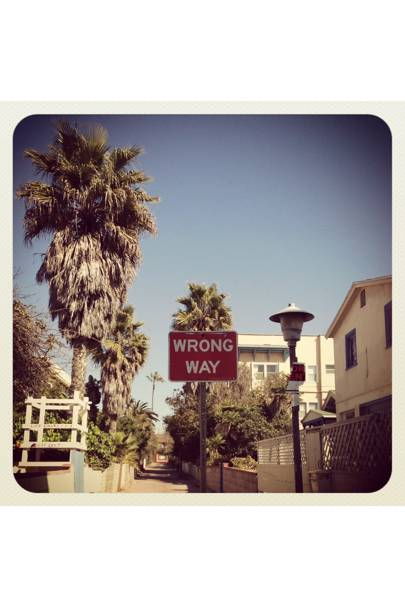 There is no 'wrong way'