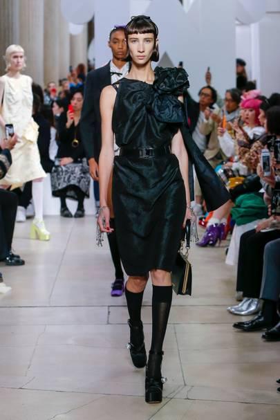 Miu Miu Spring Summer 2019 Ready-To-Wear show report   British Vogue c3cd8c1eb2