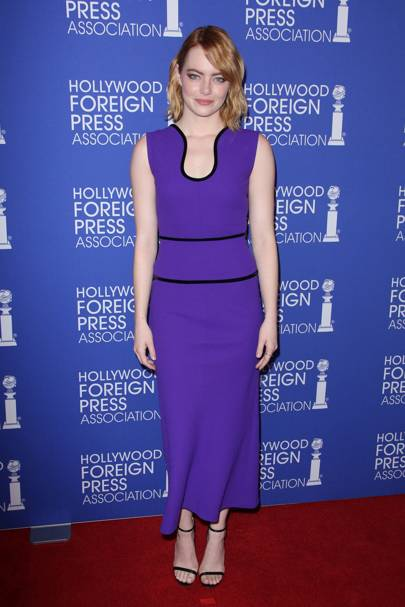 Hollywood Foreign Press Association Banquet, LA - August 4 2016