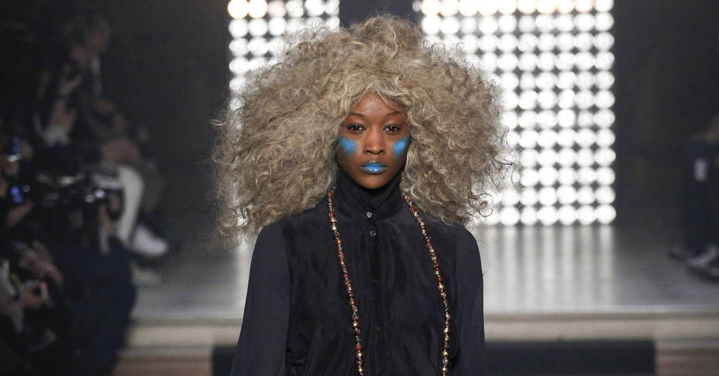 be934138ad8 Vivienne Westwood Autumn Winter 2014 Ready-To-Wear show report ...