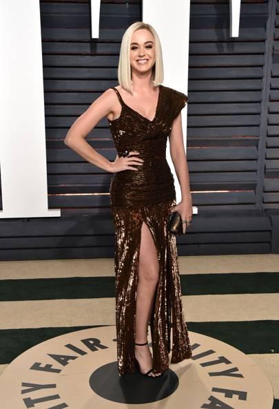 Katy Perry in Jean Paul Gaultier