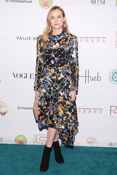 Fashion 4 Development First Ladies lunch, New York - September 28 2015