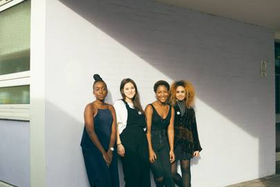 The Online Magazine: The Gal-dem Team