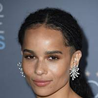 Zoë Kravitz's Laid-Back Cool