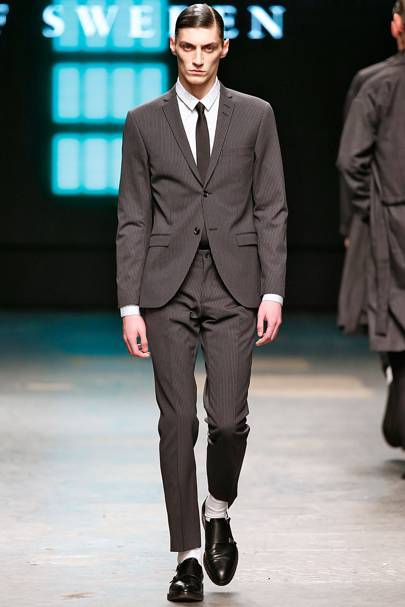 Tiger Of Sweden Autumn/Winter 2015 Menswear collection