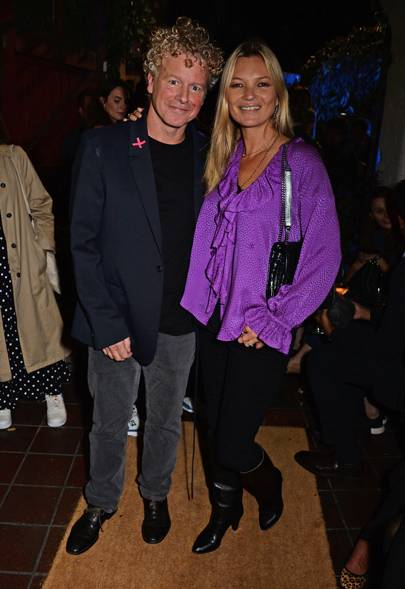 Chris Levine 'Inner [Deep] Space' in benefit of Elton John AIDS Foundation opening party, London – October 4 2018