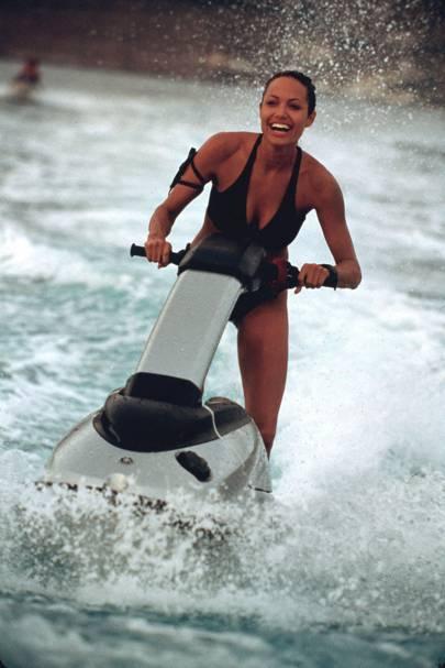 Angelina Jolie, Lara Croft: Tomb Raider (2001)