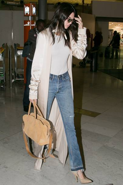 Charles-de-Gaulle airport, Paris - January 23 2016
